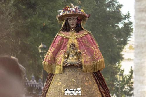 Traslado Virgen del Rocío (Almonte) Agosto 2019 8