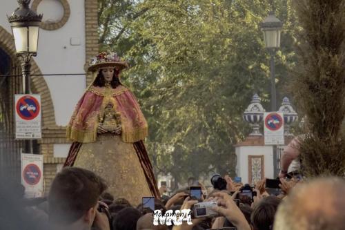 Traslado Virgen del Rocío (Almonte) Agosto 2019 4