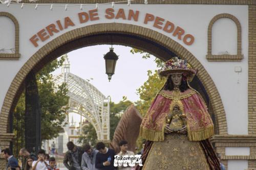 Traslado Virgen del Rocío (Almonte) Agosto 2019 5