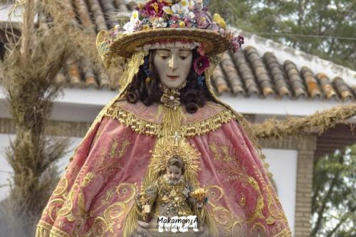 Traslado Virgen del Rocío (Almonte) Agosto 2019 2