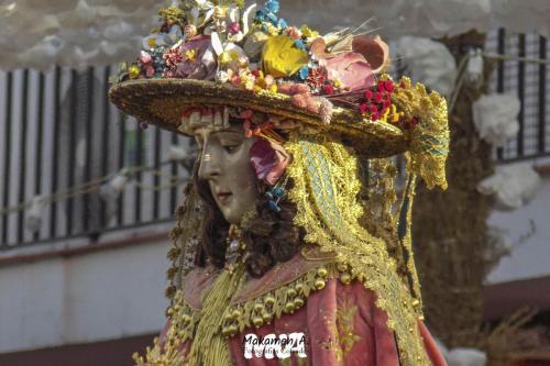 Traslado Virgen del Rocío (Almonte) Agosto 2019 3