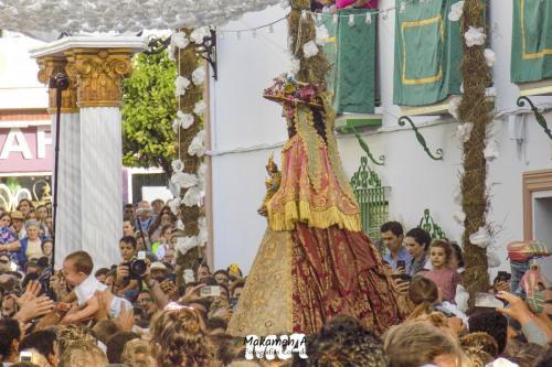 Traslado Virgen del Rocío (Almonte) Agosto 2019 7