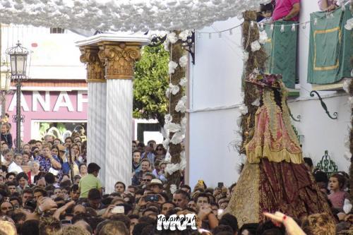 Traslado Virgen del Rocío (Almonte) Agosto 2019 10