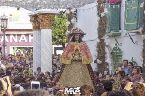 Traslado Virgen del Rocío (Almonte) Agosto 2019 6