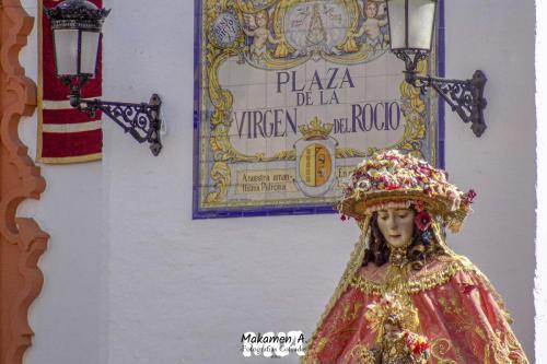 Traslado Virgen del Rocío (Almonte) Agosto 2019 1