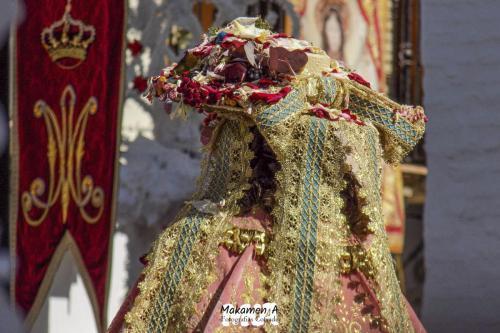 Traslado Virgen del Rocío (Almonte) Agosto 2019 11