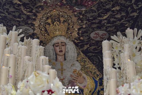 Extraordinaria Encarnación de San Benito (Sevilla) Diciembre 2019 6